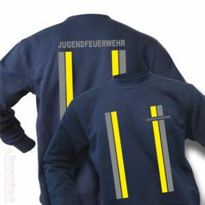 Jugendfeuerwehr Premium Pullover im Einsatzlook