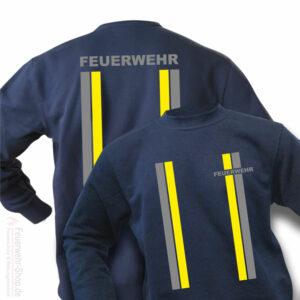Feuerwehr Premium Pullover im Einsatzlook