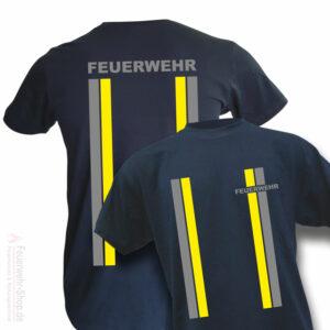 Feuerwehr Premium T-Shirt im Einsatzlook