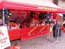 Der mobile Feuerwehr-Shop Live