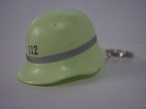 Schlüsselanhänger Feuerwehrhelm