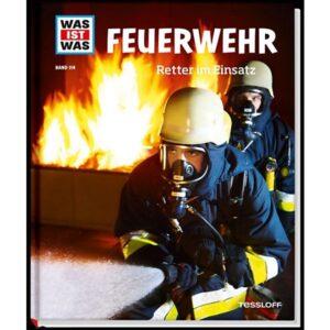 Kinderbuch WAS IST WAS Band 114: Feuerwehr-0