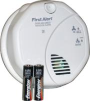 First Alert Rauch- Kohlenmonoxidmelder SC05CE