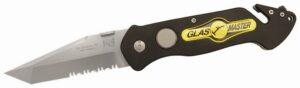 Rettungsmesser GLASMASTER Pocket Rescue Tool PRT III