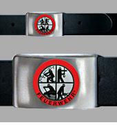 Koppelgürtel mit Feuerwehr-Signet