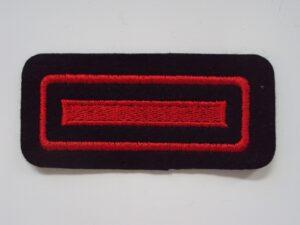 Dienstgradabzeichen FM Feuerwehrmann