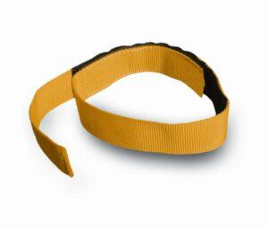 firePAX® Klettband für Schlauchpaket Farbe: gelb