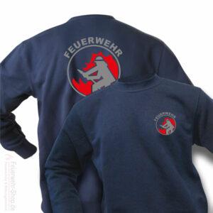 Feuerwehr Premium Pullover Firefighter I