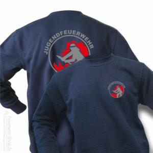 Jugendfeuerwehr Premium Pullover Firefighter I