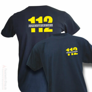 Jugendfeuerwehr Premium T-Shirt Firefighter II