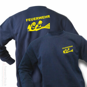 Feuerwehr Premium Pullover Firefighter III