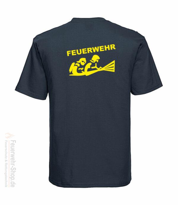 Feuerwehr Premium T-Shirt Firefighter III
