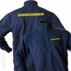 Jugendfeuerwehr Premium Sweatjacke Basis