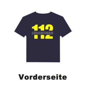 Kinderfeuerwehr T-Shirt Firefighter II
