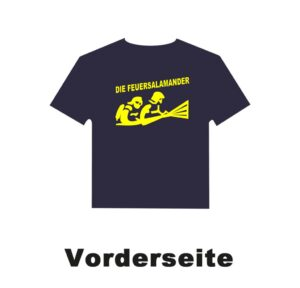 Kinderfeuerwehr T-Shirt Firefighter III