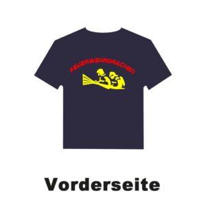 Kinderfeuerwehr T-Shirt Firefighter IIII