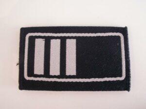 Schulterschlaufen 1 Paar Dienstgrad Brandamtmann/ -frau (BA)