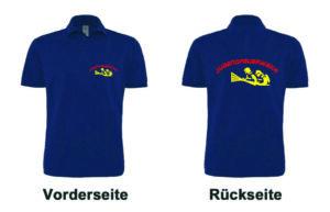Jugendfeuerwehr Poloshirt mit Motiv Firefighter IIII