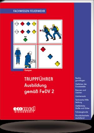 Feuerwehr - Taschenbuch - Truppführer Ausbildung