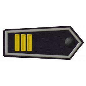 DRK NRW Schulterklappe stv. Kreisrotkreuzleiter-0