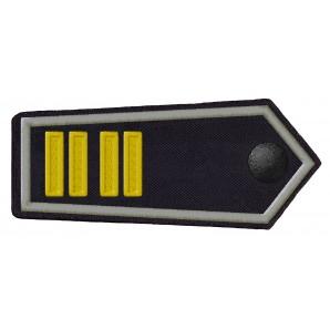 DRK NRW Schulterklappe Kreisrotkreuzleiter-0