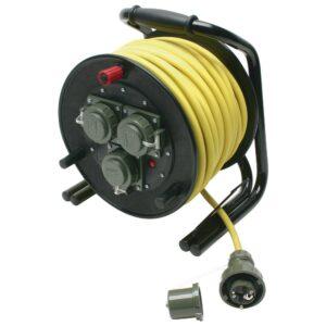 Leitungsroller THW 230 V, 16 A