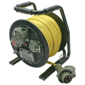 Leitungsroller THW 400 V, 32 A, 25 m