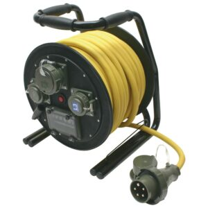 Leitungsroller THW 400 V, 32 A, 30 m