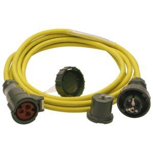 Fahrzeuganschluss-Adapterkabel THW-Version, 5 m