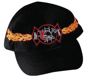 Basecap Feuerwehrmotiv -0