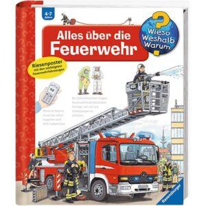 Kinderbuch Ravensburger www Alles über die Feuerwehr -0