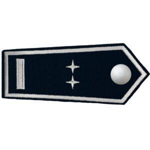 Schulterklappen Brandinspektor als Einheitsführer (NRW)