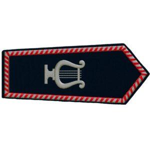 Schulterklappen (Stellv.) Zug oder Stabführer FMuStab