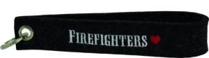 """Filzschlüsselanhänger """"Firefighters"""""""