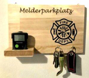 Melderparkplatz Fire Department