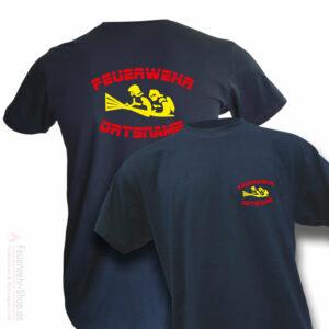 Feuerwehr Premium T-Shirt Firefighter IV